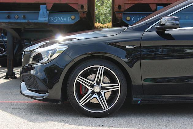 mercedes benz cla wagon facelift price singapore review