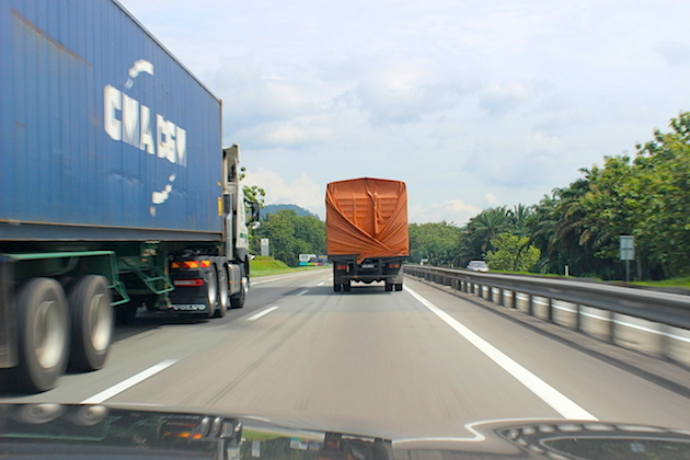 north south highway malaysia