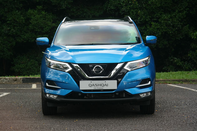 nissan qashqai premium singapore price review 15