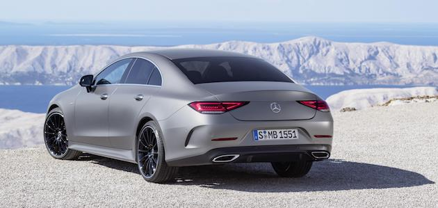 mercedes cls price singapore review