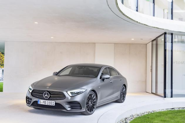mercedes cls review singapore price