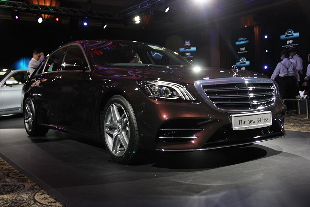 new mercedes s450 price singapore review