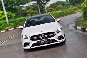 Mercedes-AMG A 35 4Matic Saloon Singapore price