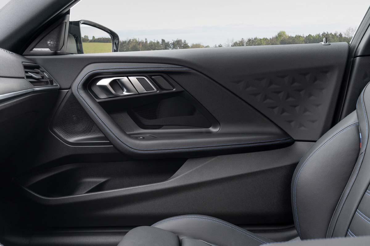 2021 BMW 2 Series coupe interior